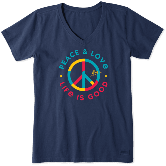 410733b4d2503 Women's Graphic Tees | Life is Good® Official Website