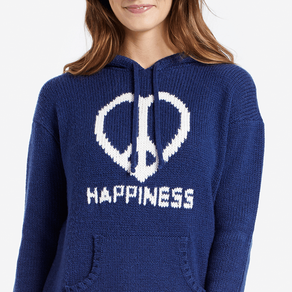 Women's Peace Heart Keeper Sweater