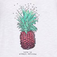 Women's Pineapple Love Breezy Scoop Tee