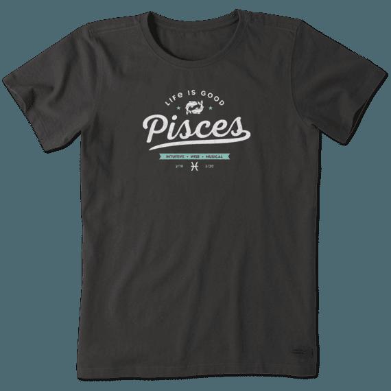 Women's Pisces Crusher Tee