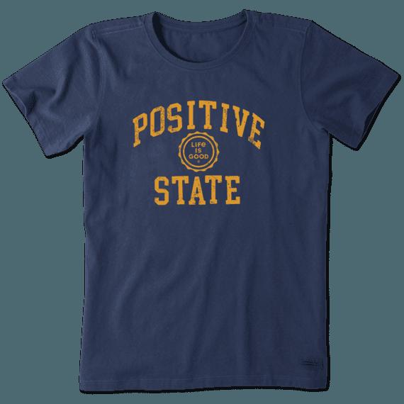 Women's Positive State Crusher Tee