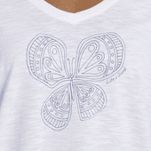 Women's Primal Butterfly Easy Tee