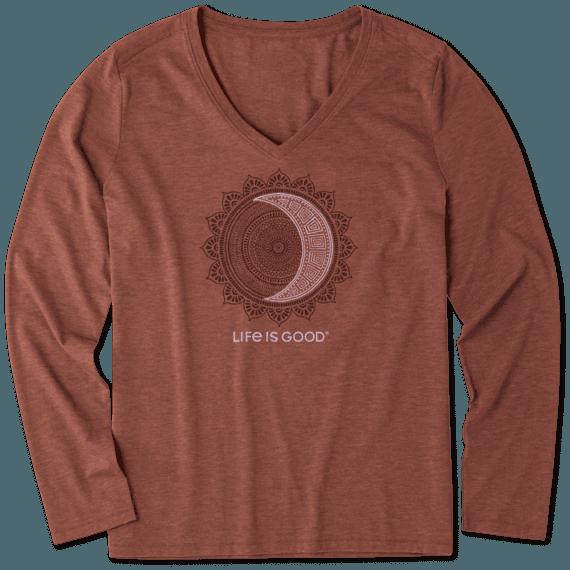 Women's Primal Celestial Long Sleeve Cool Vee