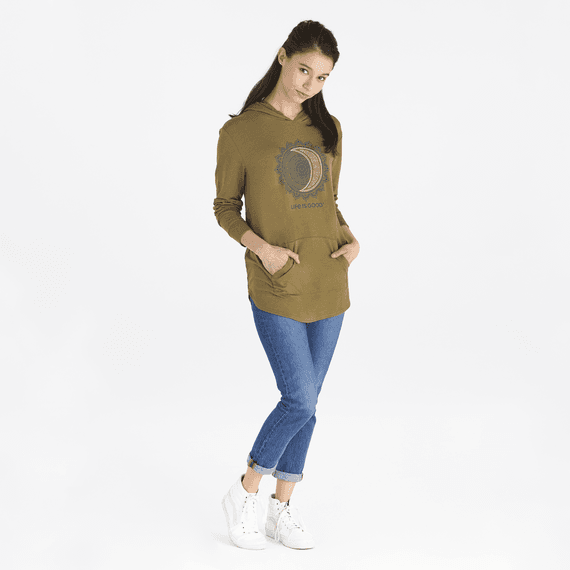 Women's Primal Celestial Supreme Blend Hooded Pullover