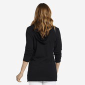Women's Primal Daisy Long Sleeve Hooded Smooth Tee