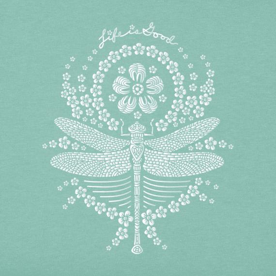 Women's Primal Dragonfly Long Sleeve Crusher Vee