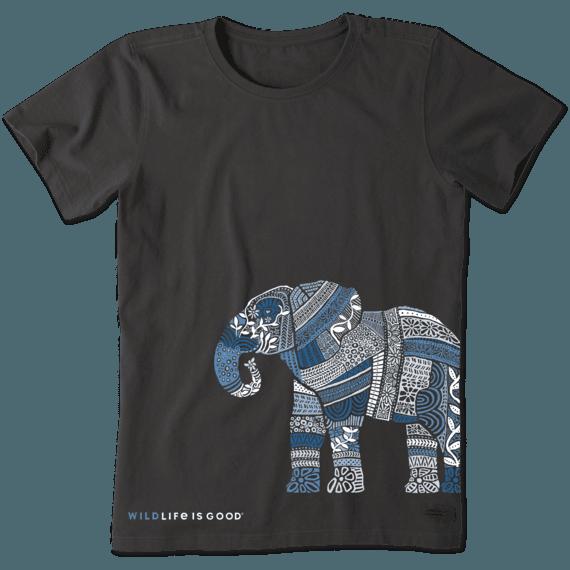 Women's Primal Elephant Crusher Tee