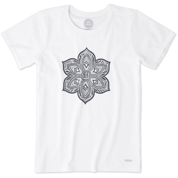 Women's Primal Flower Crusher Tee