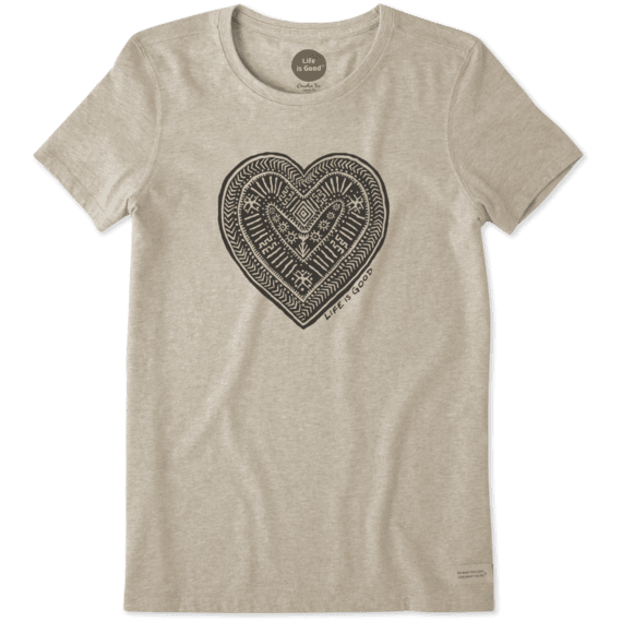 Women's Primal Heart Crusher Tee