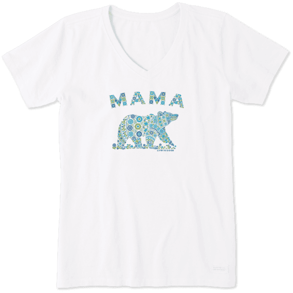 Women's Primal Mama Bear Crusher Vee