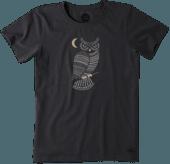 Women's Primal Owl Crusher Tee