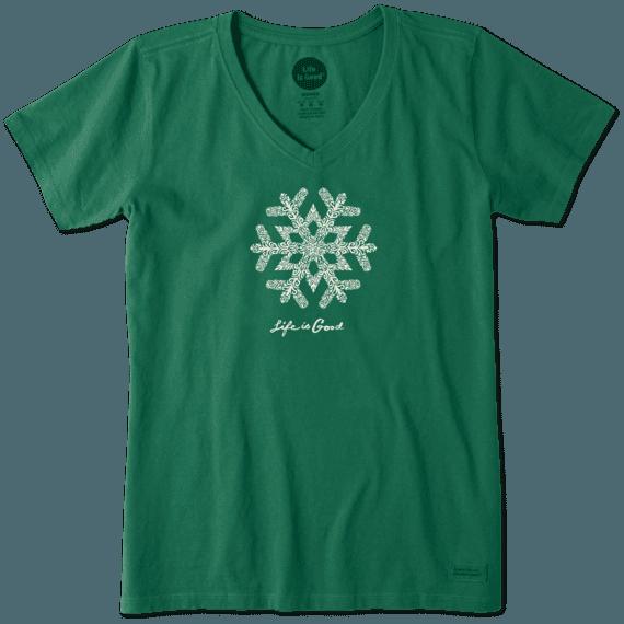 Women's Primal Snowflake Crusher Vee