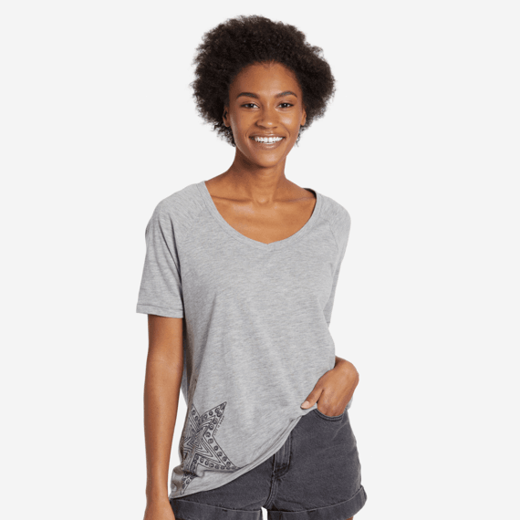 Women's Primal Star Easy Tee