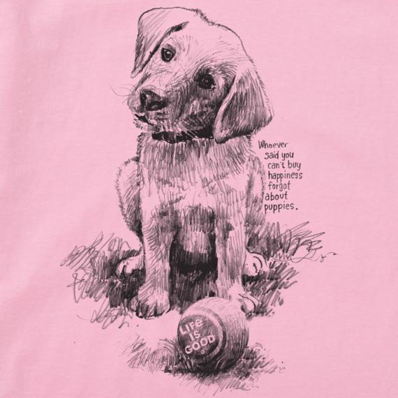 Women's Puppies Can Buy Happiness Crusher Vee