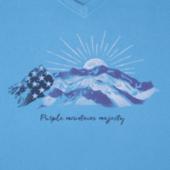 Women's Purple Mountains Crusher Vee