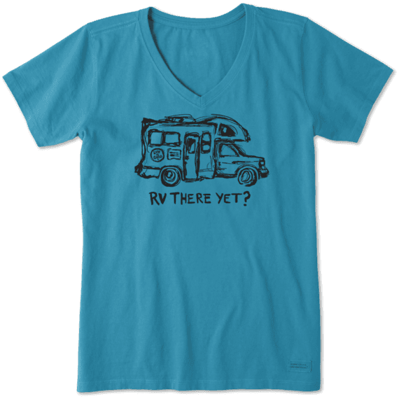 b81d5e65c542b0 Sale Women's RV There Yet Crusher Vee | Life is Good® Official Site