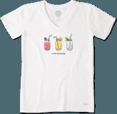 Women's Refreshing Jars Crusher Vee