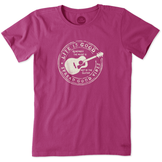 Women's Remember The Music Crusher Tee
