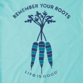 Women's Remember Your Roots Crusher Vee