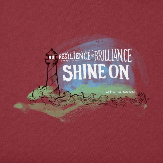 Women's Resilience Lighthouse Long Sleeve Crusher Vee