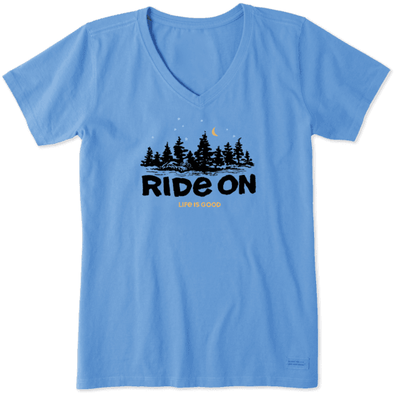 55d98e4277e9 Women's Bicycle Tees | Life is Good® Official Website