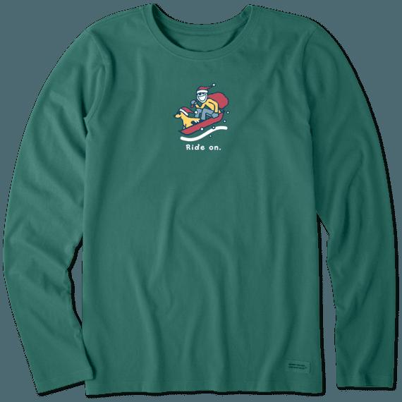 Chocolate Caramel Sugar Babies Vintage Logo Long Sleeve T Shirt