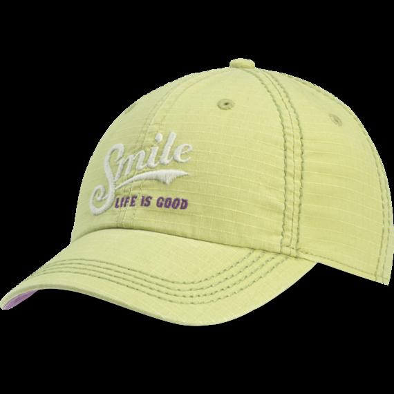 Women's Smile Ripstop Chill Cap