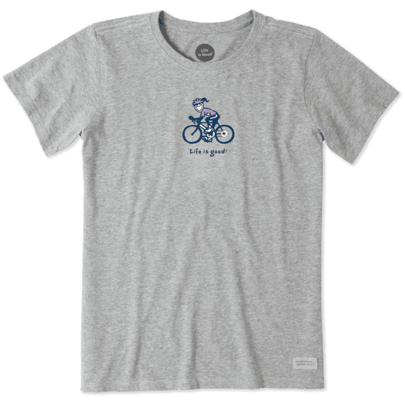 3b985436628 Images. Women s Road Bike Jackie Vintage Crusher Tee