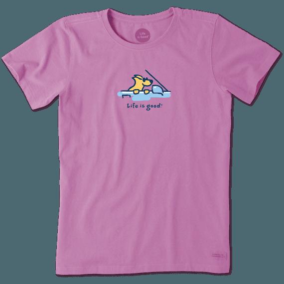 Women's Rocket Cruisin' Vintage Crusher Tee