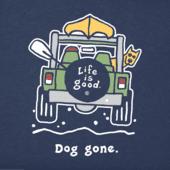 Women's Rocket Dog Gone SUV Vintage Crusher Tee