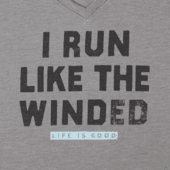 Women's Run Like The Winded Cool Vee