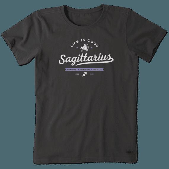 Women's Sagittarius Crusher Tee