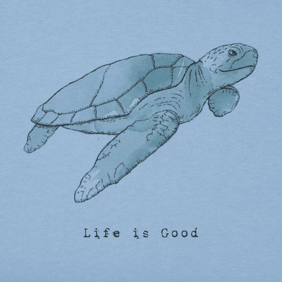 Women's Sea Turtle LIG Crusher Vee