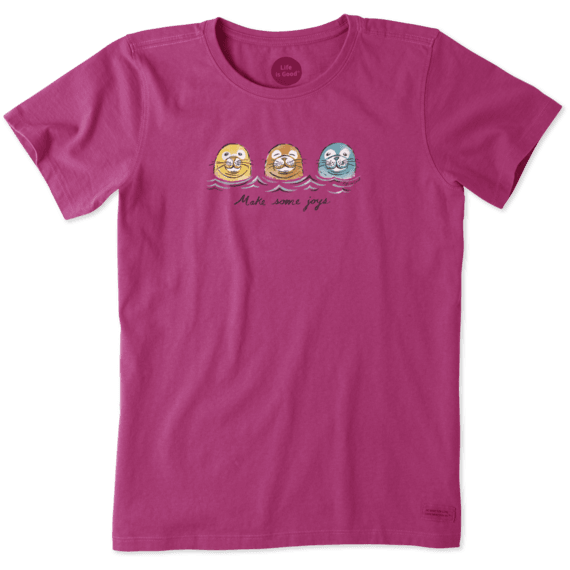 Women's Seal Joy Crusher Tee