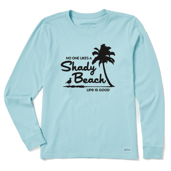 Women's Shady Beach Crusher-LITE Long Sleeve Crew