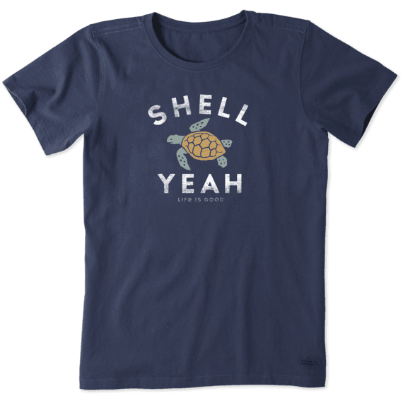 Women's Shell Yeah Crusher Tee