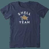 Women's Shell Yeah Crusher Tee