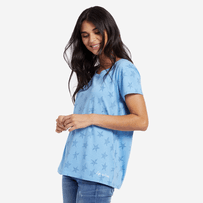 Women's Shooting Stars Breezy Tee