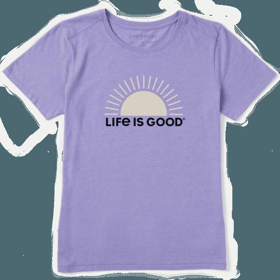 Women's Simple Sun Cool Tee