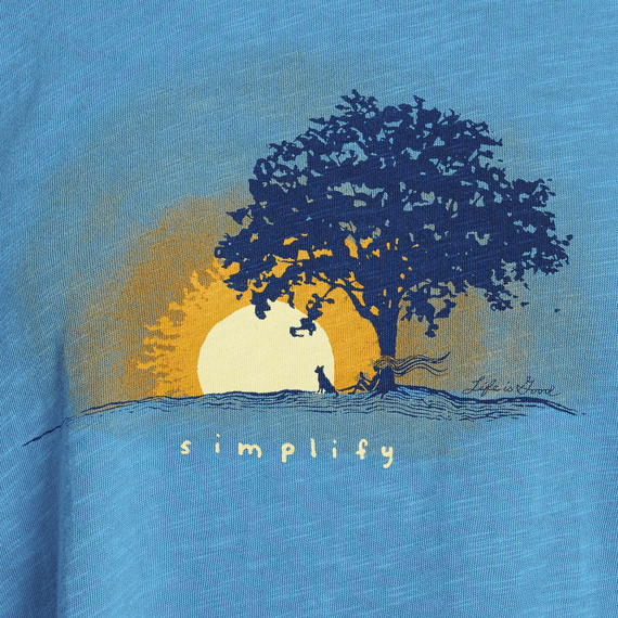 Women's Simplify Outside Breezy Tank