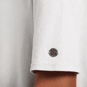 Women's Slate Gray Dip Dye Swing Dress