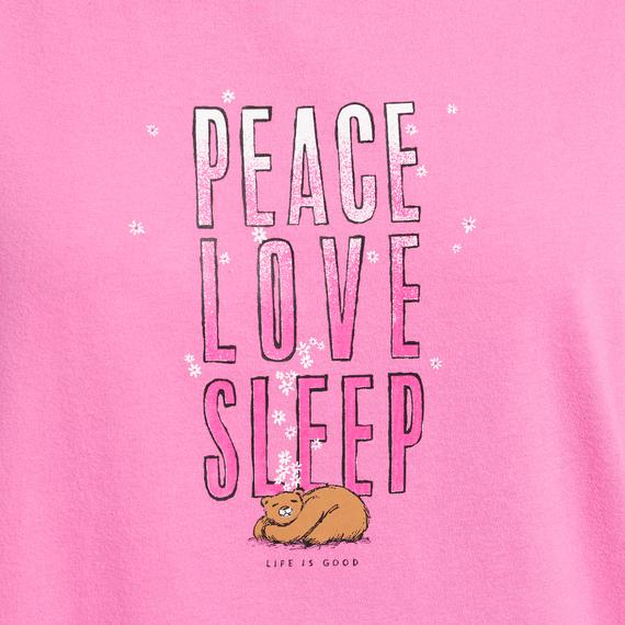 Women's Sleep Bear Sleep Tee