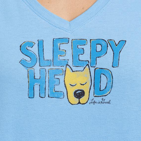 Women's Sleep Head Sleep Vee