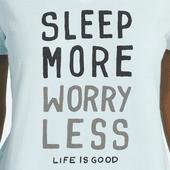 Women's Sleep More Snuggle Up Sleep Vee