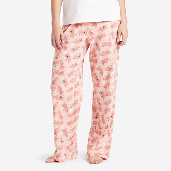 Women's Sleeping Rocket Jersey Sleep Pants