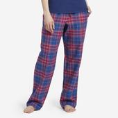 Women's Sleepy Cherry Plaid Classic Sleep Pant