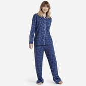 Women's Sleepy Moon Toss Sleep Set