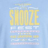 Women's Sleepy Snooze Fest Sleep Tee Dress