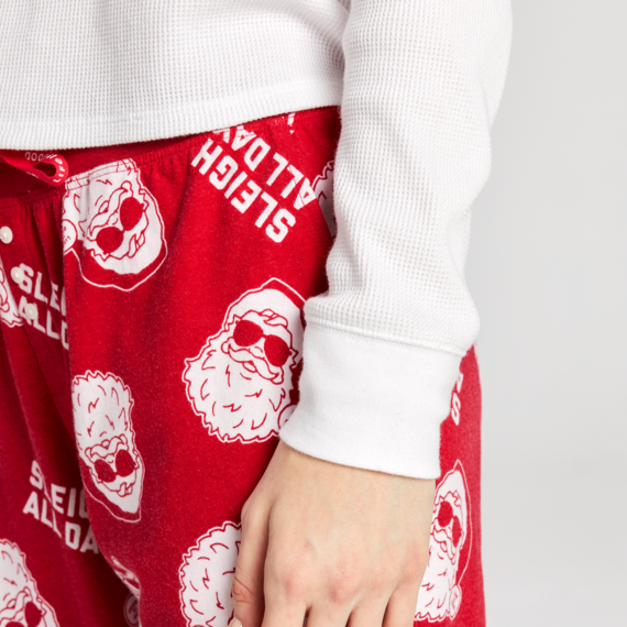 Women's Sleigh All Day Thermal Long Sleeve Sleep Tee