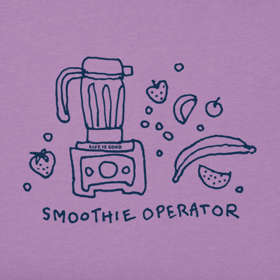 Women's Smoothie Operator Crusher Tee
